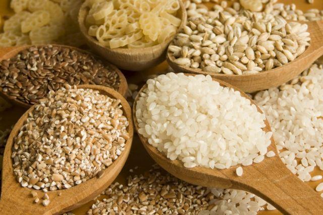 5 alimenti amici contro la Caduta dei Capelli  Cereali integrali ... 01f5c719ea15